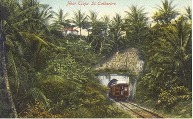 Montego Bay railway station