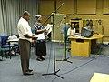Recording a radio drama.jpg