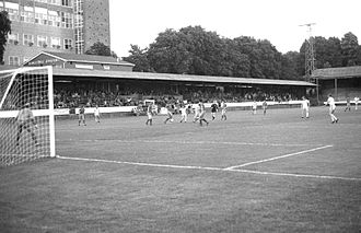 Recreation Ground (Aldershot) - Recreation Ground in 1982