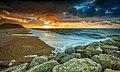 Red Sun Versus Blue Sea (22565812538).jpg