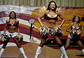 Redskins cheerleaders Iraq 2.jpg