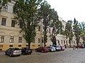 Reformed old college, Kálvin Square, Kecskemét 2016 Hungary.jpg