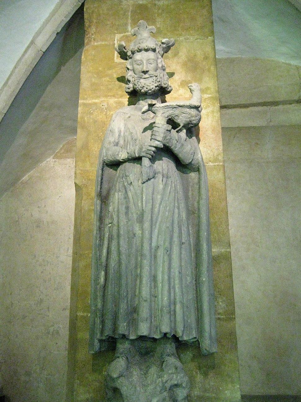 Regensburg - Historisches Museum - Friedrich II.