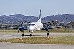Regional Express (VH-ZXS) Saab 340B taxiing at Wagga Wagga Airport (2).jpg