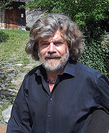 Reinhold Messner at Juval (2012).JPG