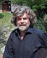 Reinhold Messner at Juval (2012).JPG