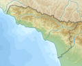 Relief Map of Abkhazia.png