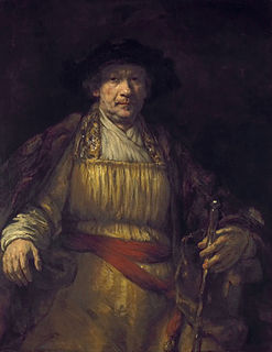 painting by Rembrandt, 1658, Frick Collection