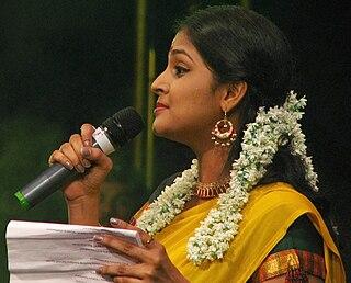Remya Nambeesan Indian actress