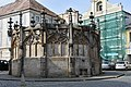 Renaissance fountain in Kutna Hora (2) (26076162790).jpg