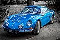 Renault Alpine Berlinette A110 Toulouse FRANCE February 2014.jpg