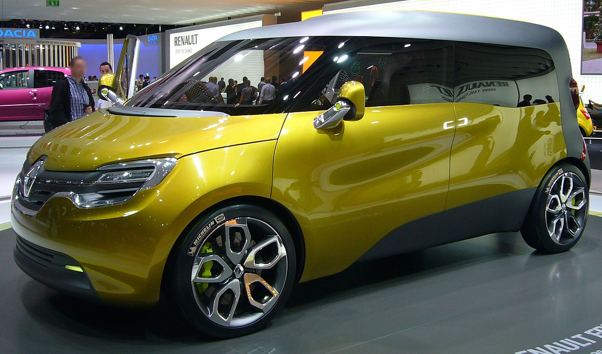 Car Jump Pack >> Renault Frendzy - Wikipedia