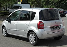Renault Grand Modus Facelift rear 20100724.jpg