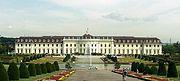 Ludwigsburg Palace near Stuttgart, Germany's largest Baroque Palace