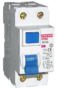 3 Wire Spa Motor Wiring Diagram in addition Marine Grounding Systems furthermore 3 Way Switch Wiring Diagram additionally Interruptor diferencial as well How To Wire 2 Gang Gfci Diagram. on gfci internal wiring diagram