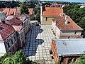 Reszel-widok na dziedziniec dawnego Kolegium Jezuickiego,widok z zamku 2011-07-08 - panoramio.jpg