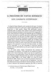 Revue de métaphysique et de morale, numéro 2, 1912