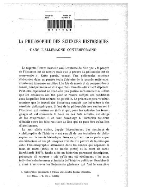 File:Revue de métaphysique et de morale, numéro 2, 1912.djvu