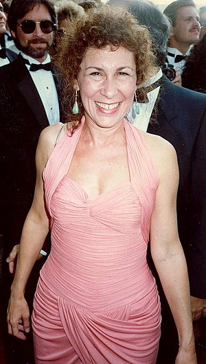 Rhea Perlman - Perlman at the 1988 Emmy Awards