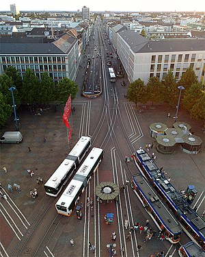 Rheinstraße Karlsruhe