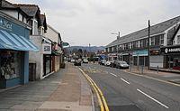 Rhiwbina village, Cardiff geograph-3434368-by-Bill-Boaden.jpg