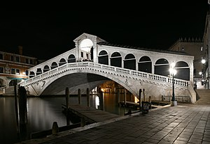 Rialto Bridge - The Rialto Bridge