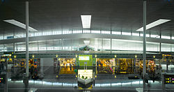 Международный аэропорт Барселоны ЕЛ Прат.