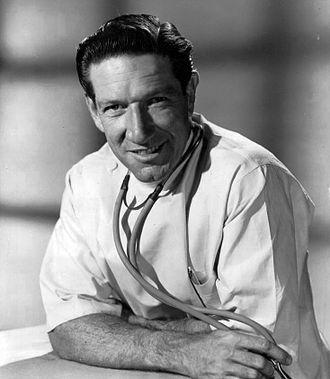 Medic (TV series) - Richard Boone as Konrad Styner, 1955.