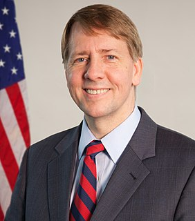 Richard Cordray 1st Director of the Consumer Financial Protection Bureau