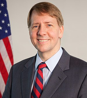 Richard Cordray - Image: Richard Cordray official portrait