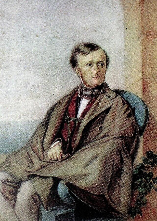 Richard Wagner nel suo lavoro del 1849 L'opera d'arte del futuro parla del suo ideale di unificare tutte le forme artistiche attraverso un'opera di sintesi rappresentativa, che il compositore, individua nel teatro. Una sensibilità molto moderna, quella del maestro di Bayreuth.
