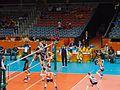 Rio 2016 - Women's volleyball NED-USA (29228571392).jpg
