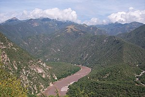 Sierra Madre Occidental - The Rio Santiago