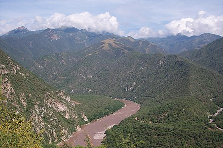 The Rio Santiago - Sierra Madre Occidental