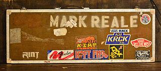 Mark Reale American Guitarist