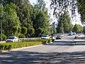 Road 2442 or Siltatie in Friitala, Ulvila, Finland.jpg
