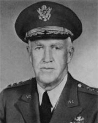 Robert Milchrist Cannon - General Cannon as deputy commander of U.S. Army Pacific, 1957
