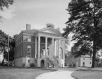 Robert Mills House - Ainsley Hall (Columbia, South Carolina).jpg