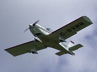 Alpha 2000 - Robin HR200/100 G-BVMM