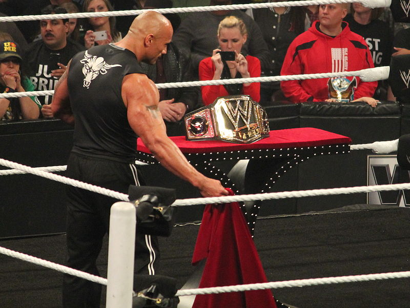 Rock revealed his title.jpg