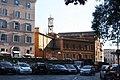 Rom, der Platz Piazza della Consolazione.JPG