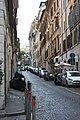 Rom, die Straße Via Rasella.JPG