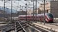 Roma Termini vertrek van Italo ITV 10 als trein 9964 Naples-Milano (35516109970).jpg