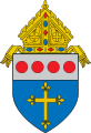 Roman Catholic Diocese of Worcester.svg