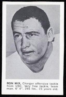 Ron Mix 1961