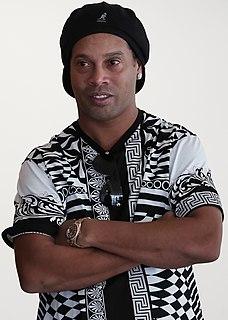 Ronaldinho Brazilian association footballer