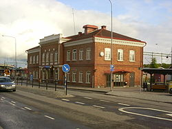 Ronneby train station