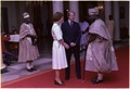 Rosalynn Carter and Jimmy Carter with Nigeria President Lt. Gen. Olesugun Obasanjo - NARA - 176454.tif