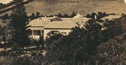 Rose Bay Lodge circa 1855