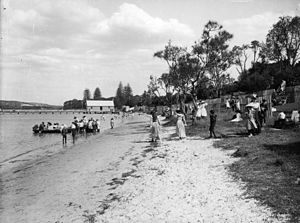 Rose Bay, New South Wales - Rose bay, circa 1900